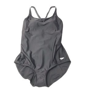 Speedo Swim - Super Sleek Black Speedo NWOT